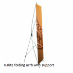 Picture1 – X-Kite Bunting with folding Arches